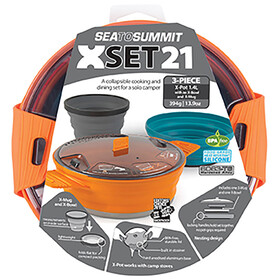 Sea to Summit X-Set: 21 3 Pcs